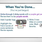 "Establish a ""Done"" List"