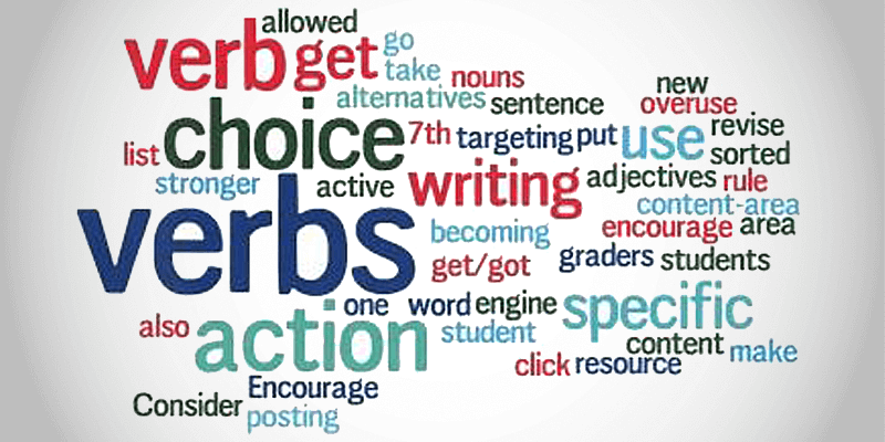 Focus on Action Verbs