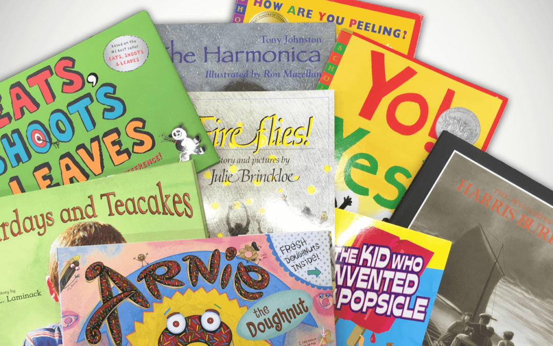 Incorporate Kristina's Top 10 Favorite Mentor Texts
