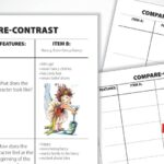 Plan Text-to-Text Comparisons with a T-Chart