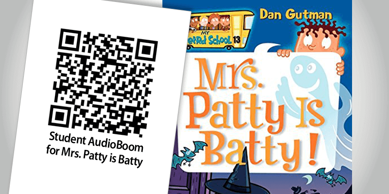 Use QR Codes for Book Reviews