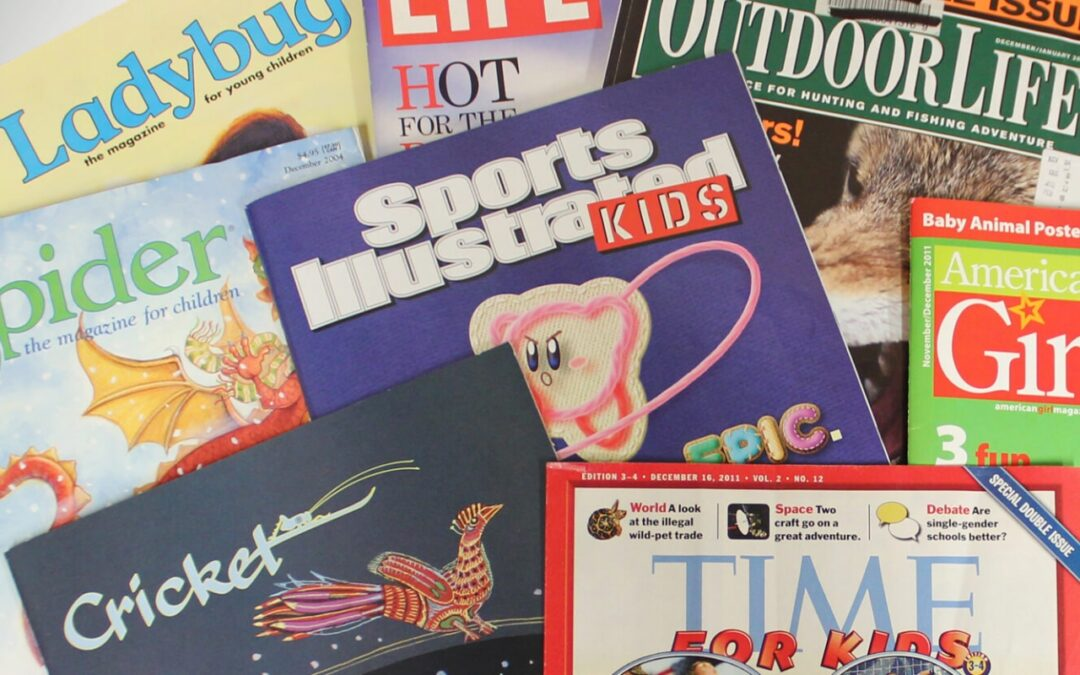 Seek Magazines with Short Nonfiction Passages
