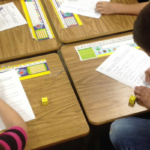 Stretch Sentences with the Dice Game