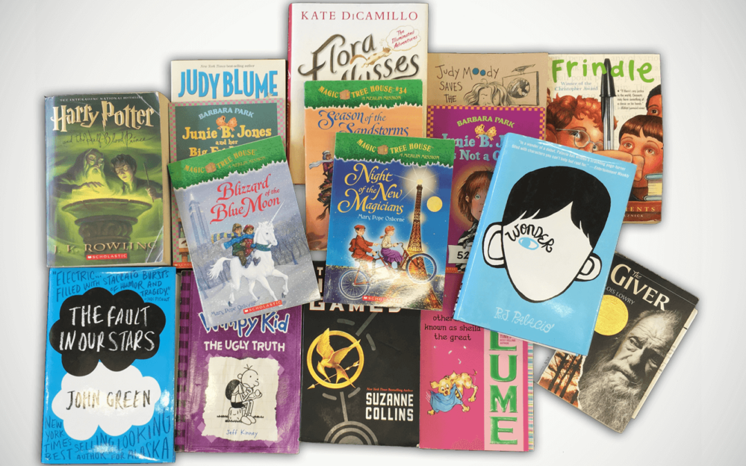 Excite Students with Summer Reading