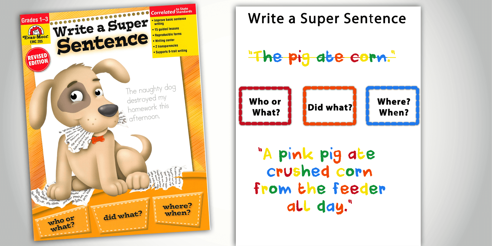 Supersize Sentences in the Primary Grades