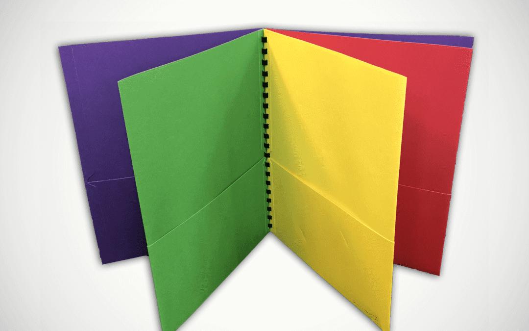 Create a Spolder Writing Folder