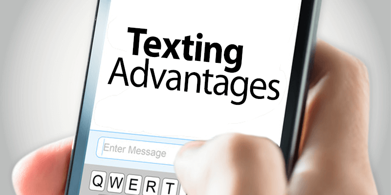 Use Texting to Your Advantage