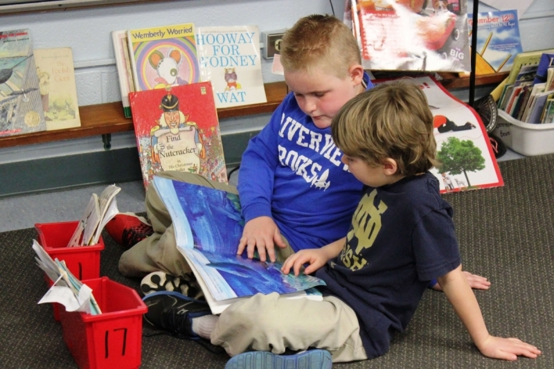 Provide Engaging Text for Partners to Read in Fluency Station
