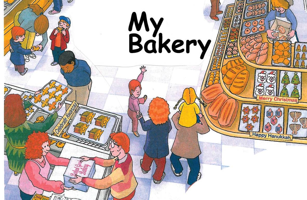 My Baker - Source Example for Mini-Lesson - Downloadable Resource