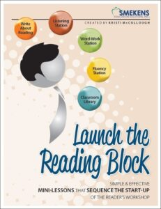 Launch the Reading Block