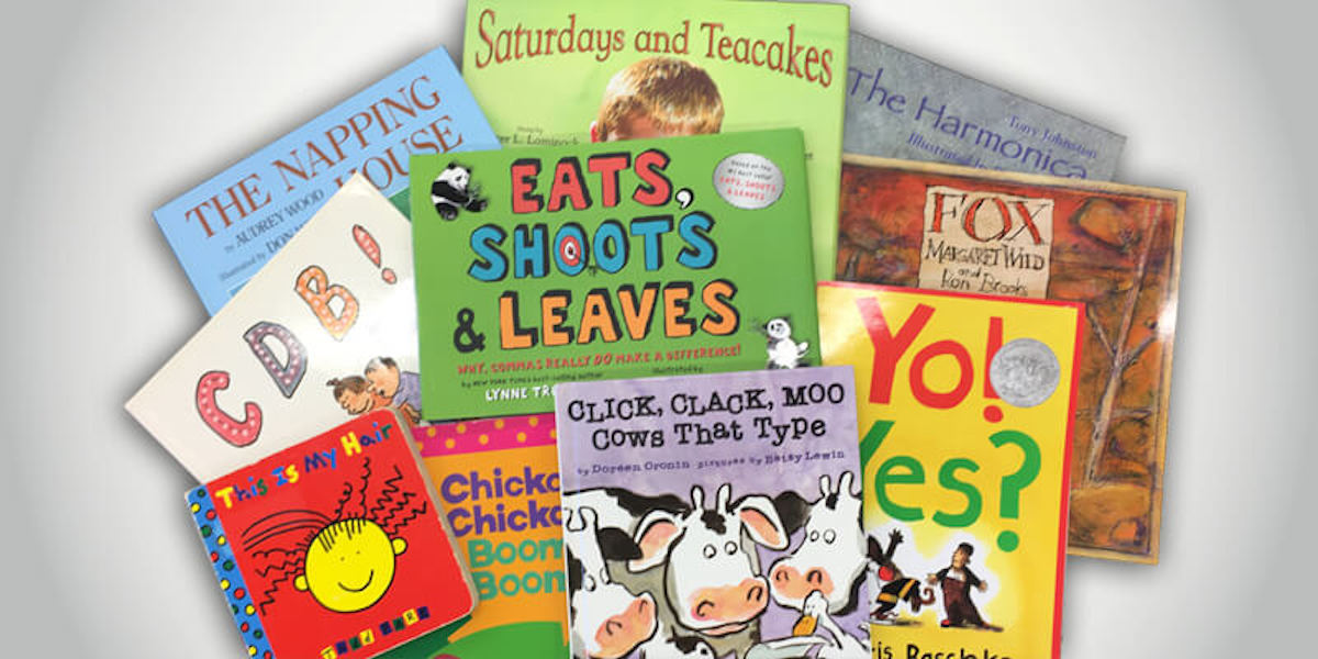 Download Kristina's Favorite Picture Books for Teaching the 6 Traits