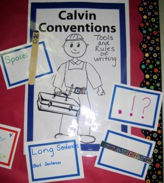 Calvin Conventions