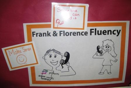 Frank and Florence Fluency