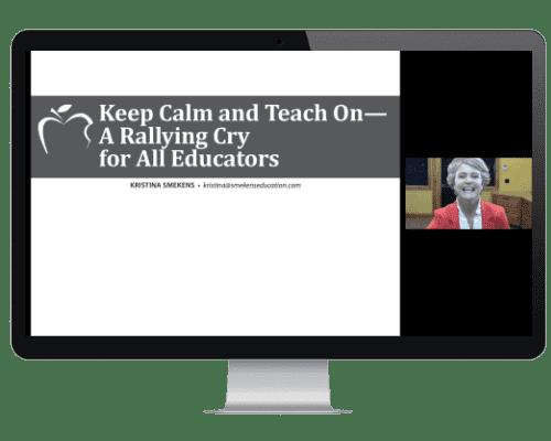 2020 Educator Growth Day keynote