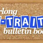 Create Yearlong 6-Traits Bulletin Boards