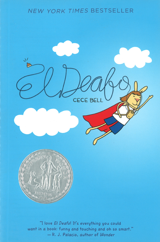 El Deafo, by CeCe Bella