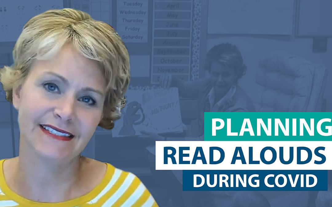 How do read alouds fit within remote learning?