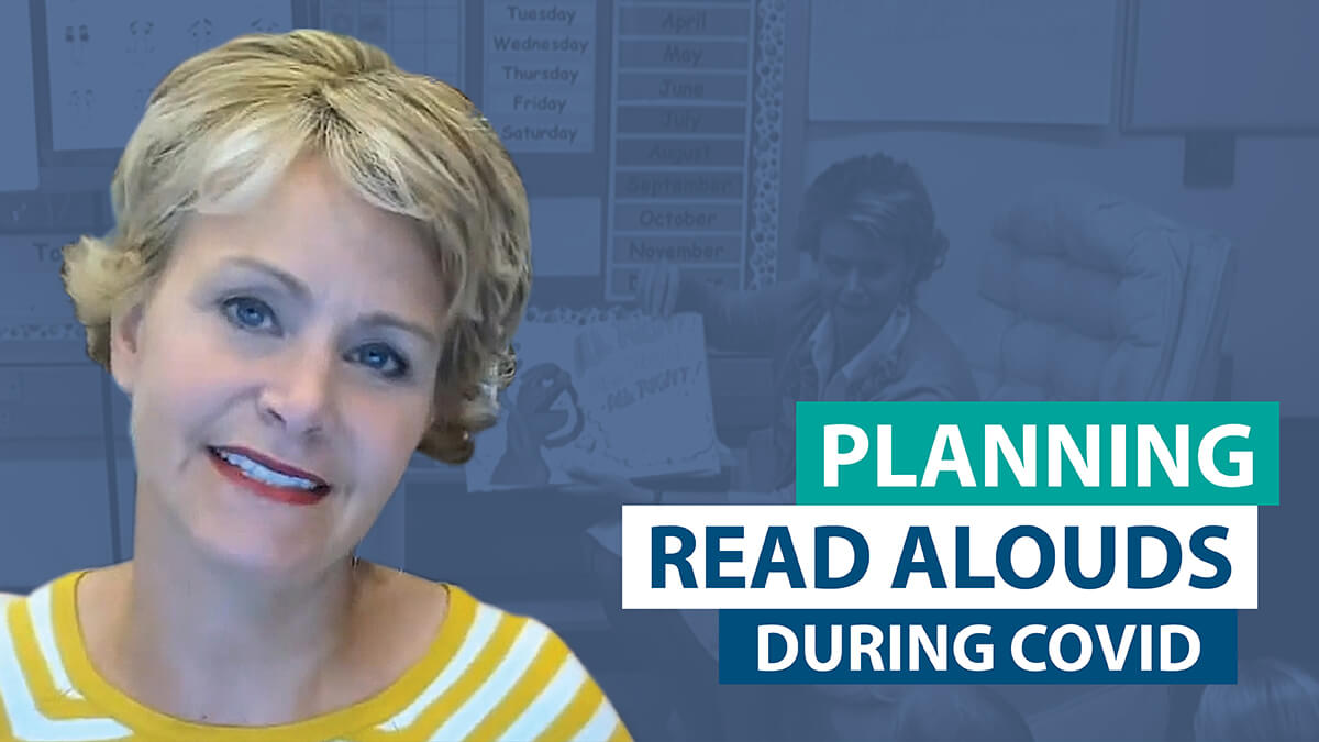 How do read alouds fit within remote learning
