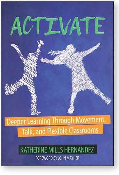 Activate, by Katherine Mills Hernandez