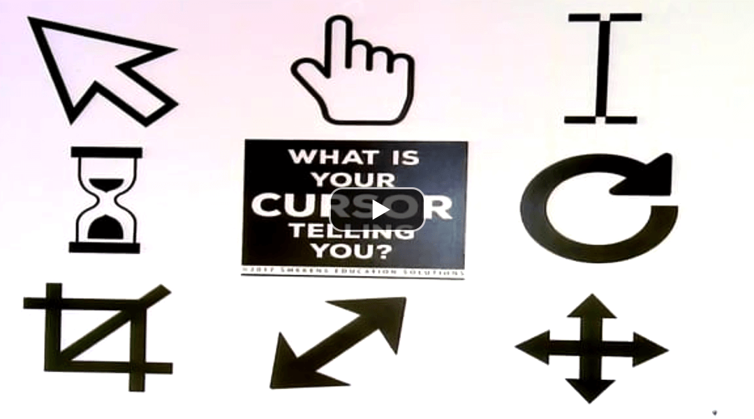 Recognize Cursor Symbols to Improve On-Screen Reading