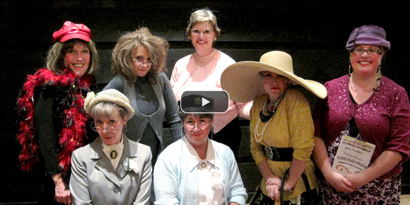 Watch the Test Lady Sisters Style Show