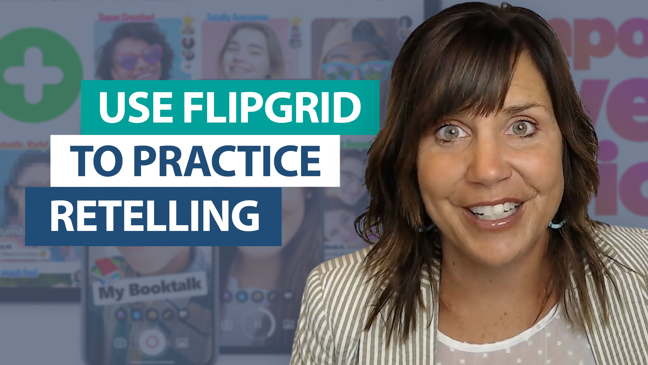 How can I use Flipgrid to Practice Retelling