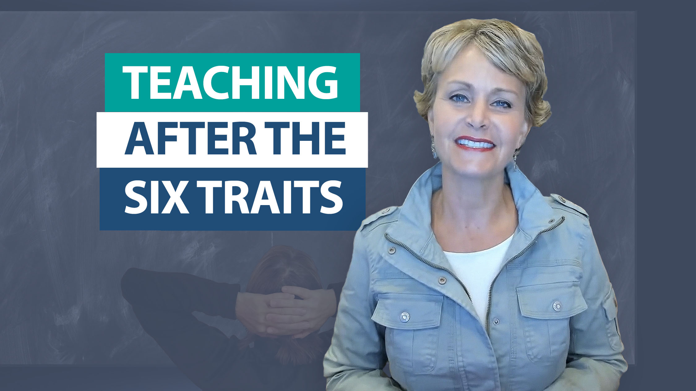 What do you teach after introducing the Six Traits of Writing?