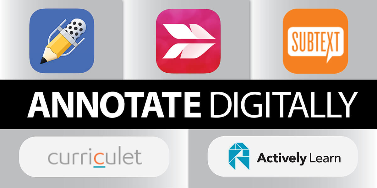 Access Top Tools for Digital Annotating