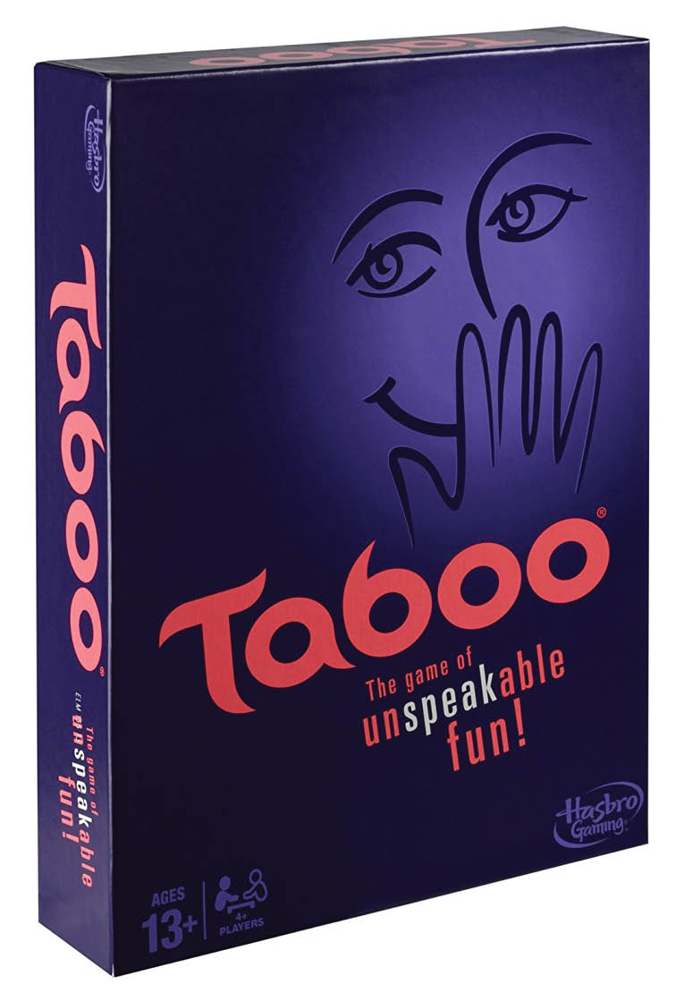Taboo Vocabulary Game