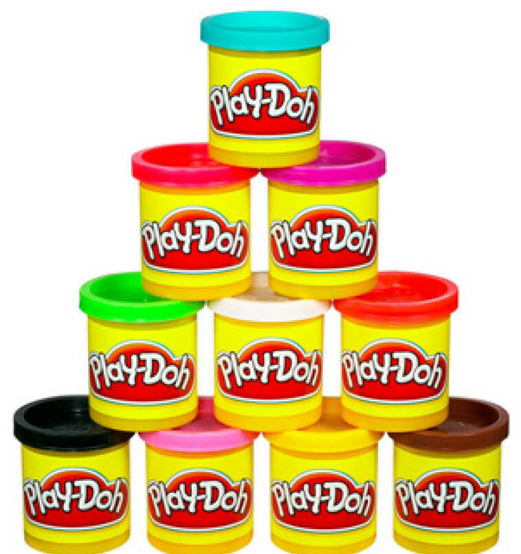 Play-Doh for Vocabulary Study