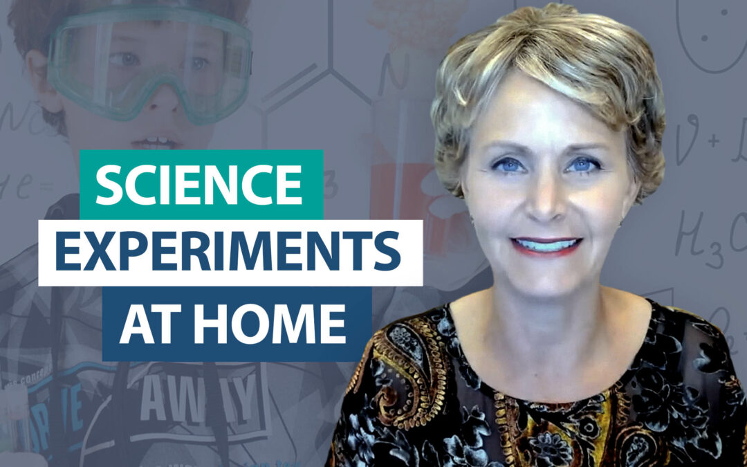 How can my students execute at-home science experiments?