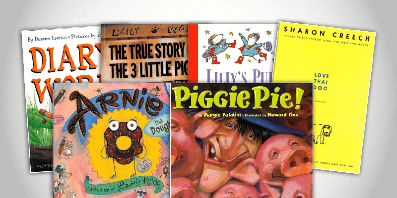 Teach Voice with Picture Books