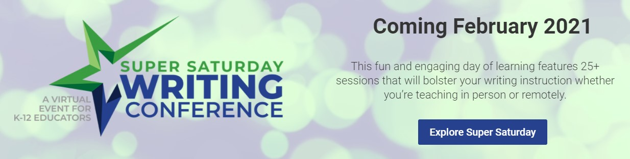 Super Saturday Writing Conference