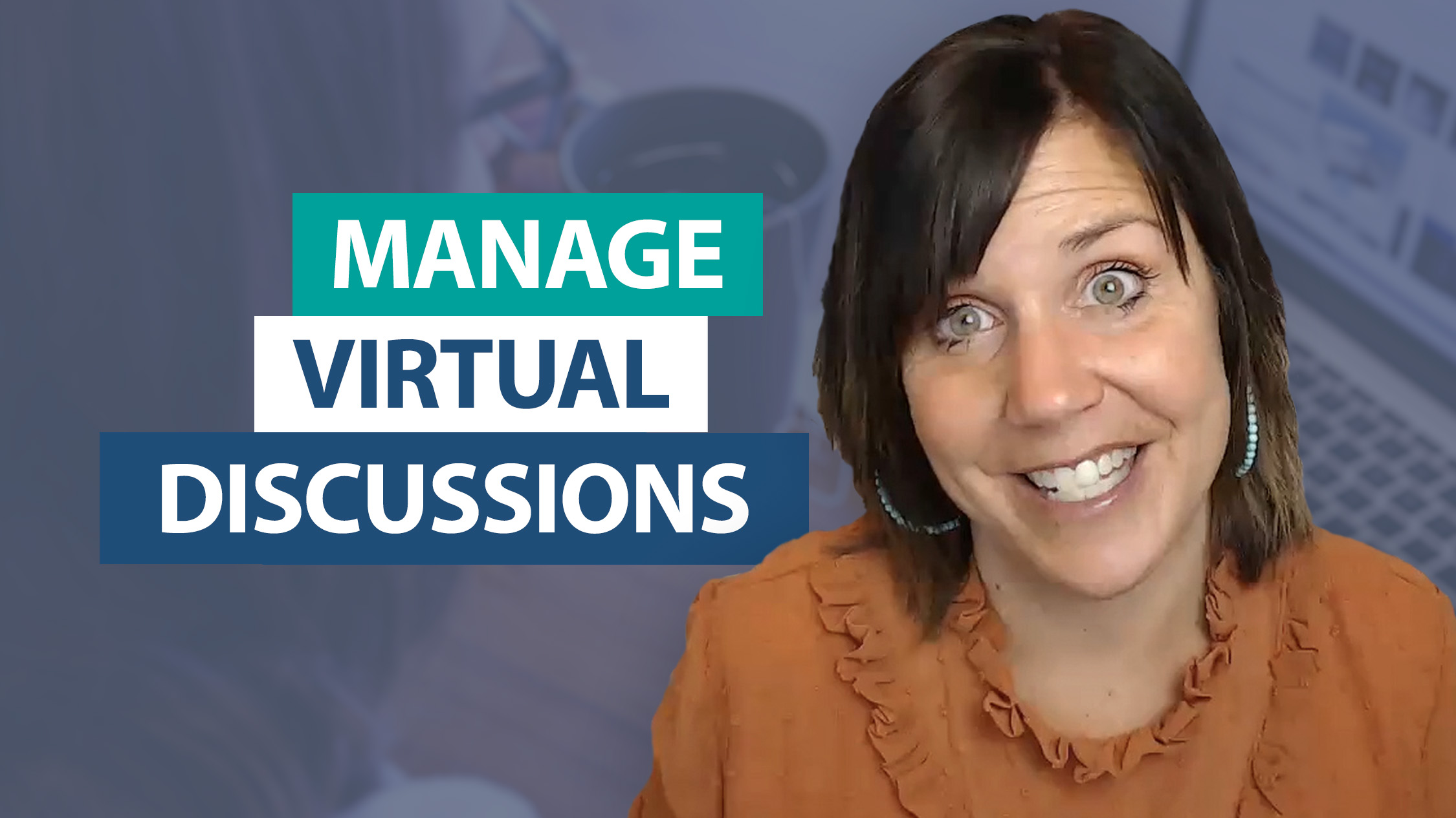Ask Smekens: How do I manage whole-class discussions virtually?