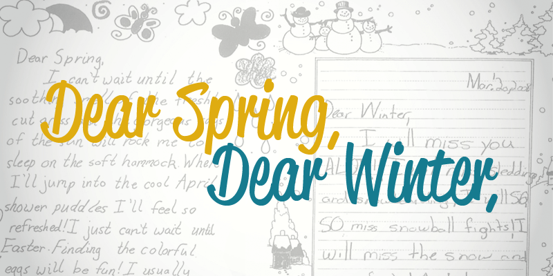 Build a Sense of Audience with Letter Writing