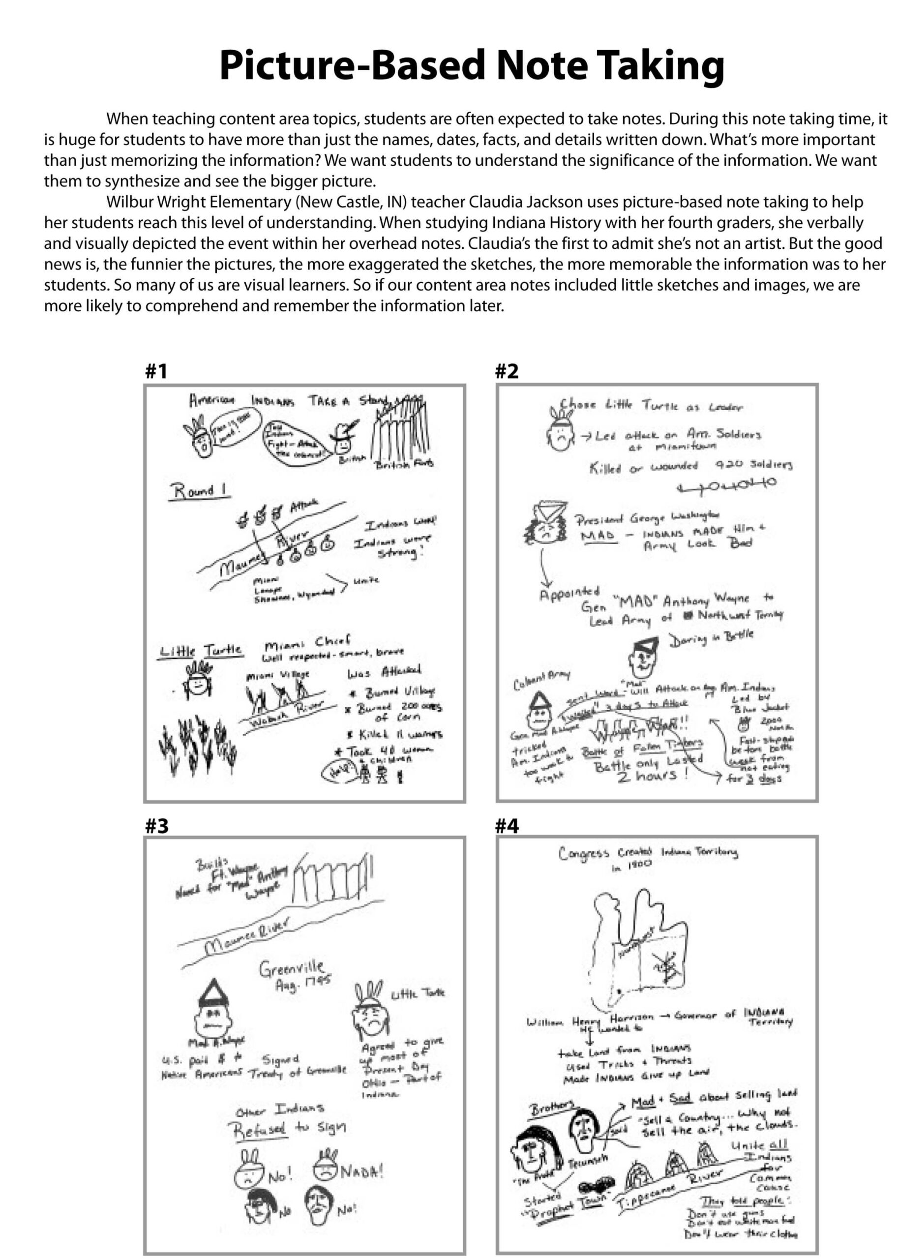 Picture-Based Note-Taking