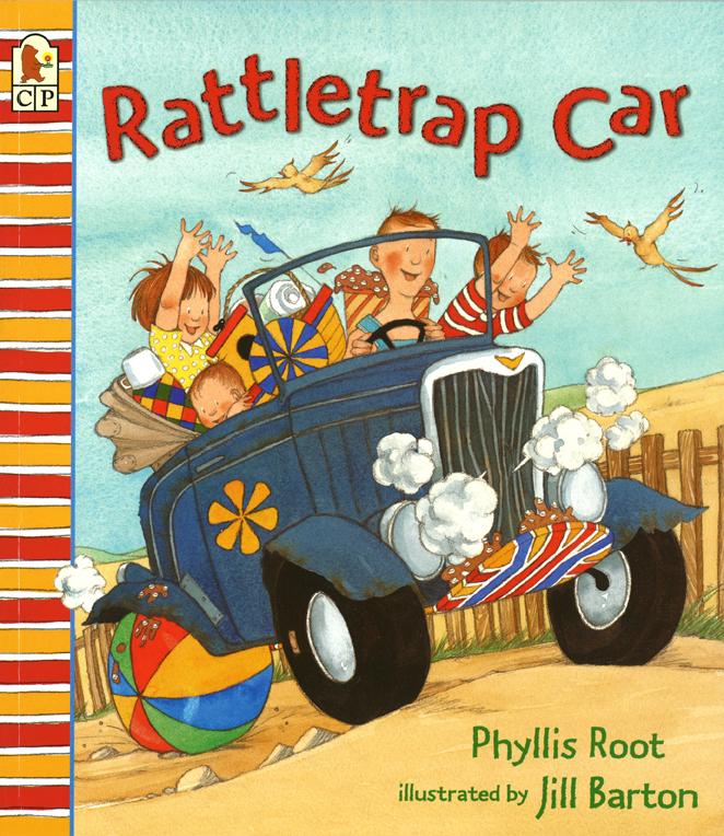 Rattletrap Car, by Phyllis Root