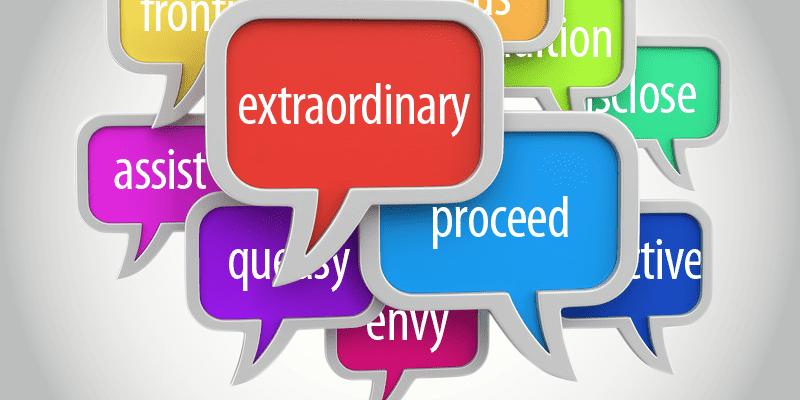 Refer to Vocabulary Daily