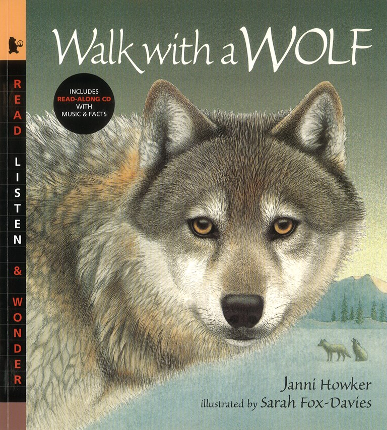 Walk with a Wolf - with CD