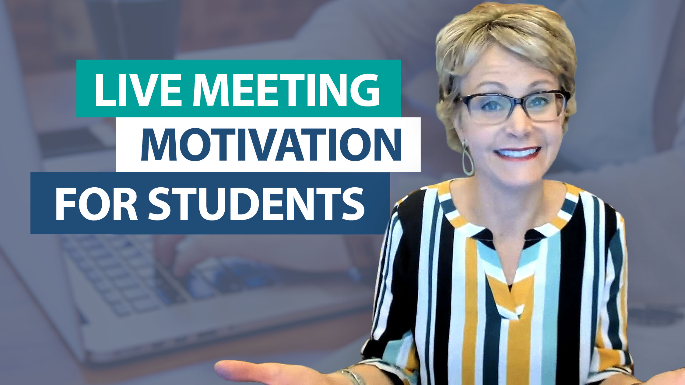 Ask Smekens: How can I motivate students to attend live meetings?