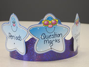 Punctuation Crown