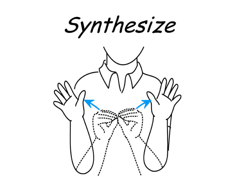 Comprehension Motions Synthesize