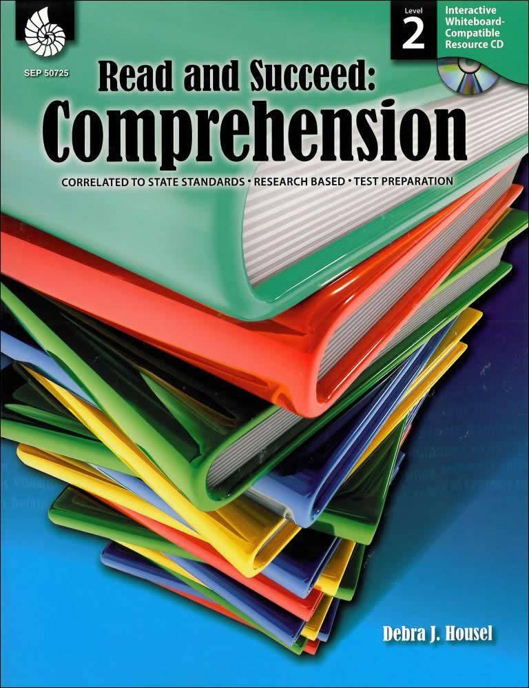Read & Succeed Comprehension Grade 2