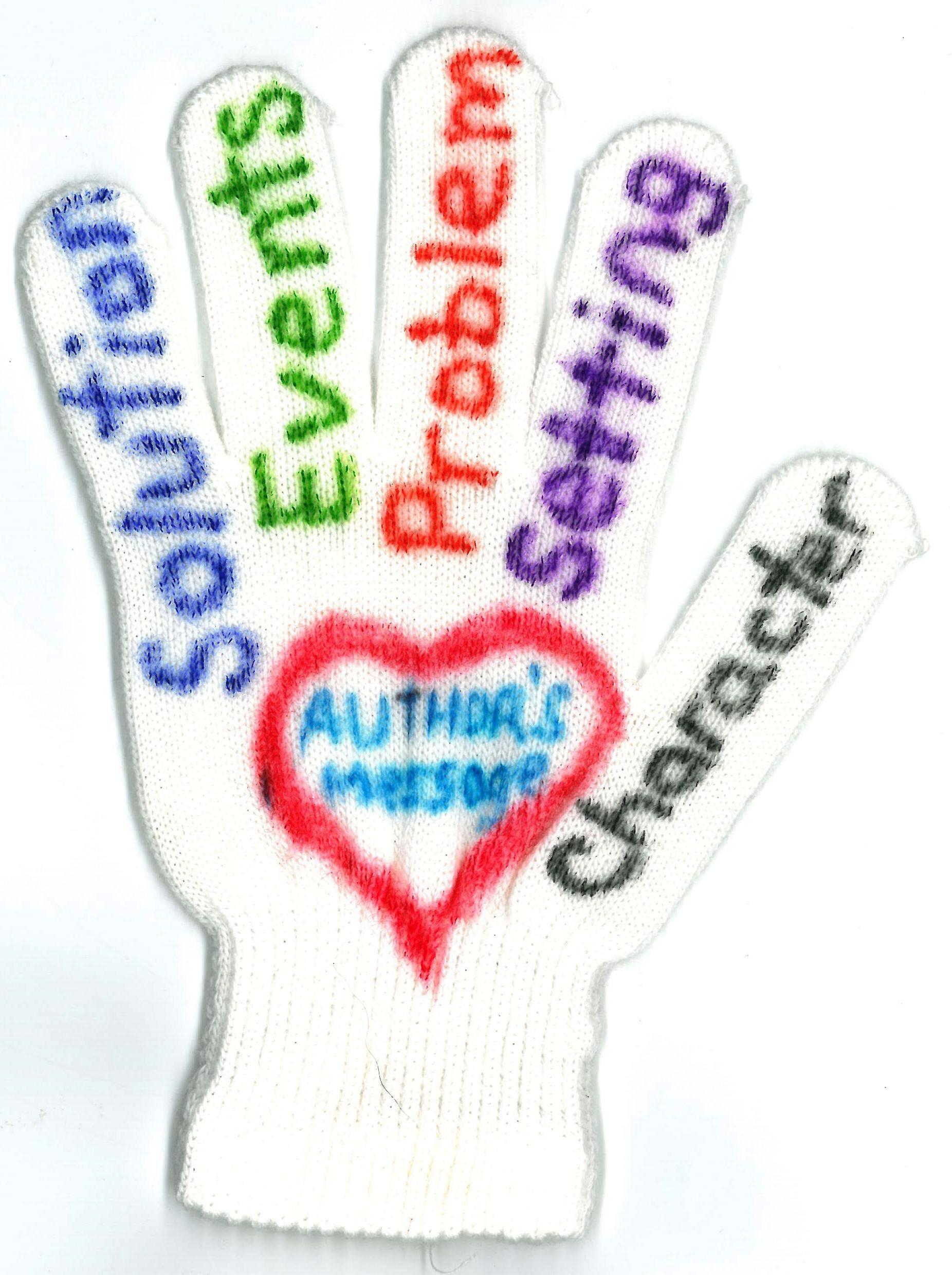Retelling Glove Grades 3-5