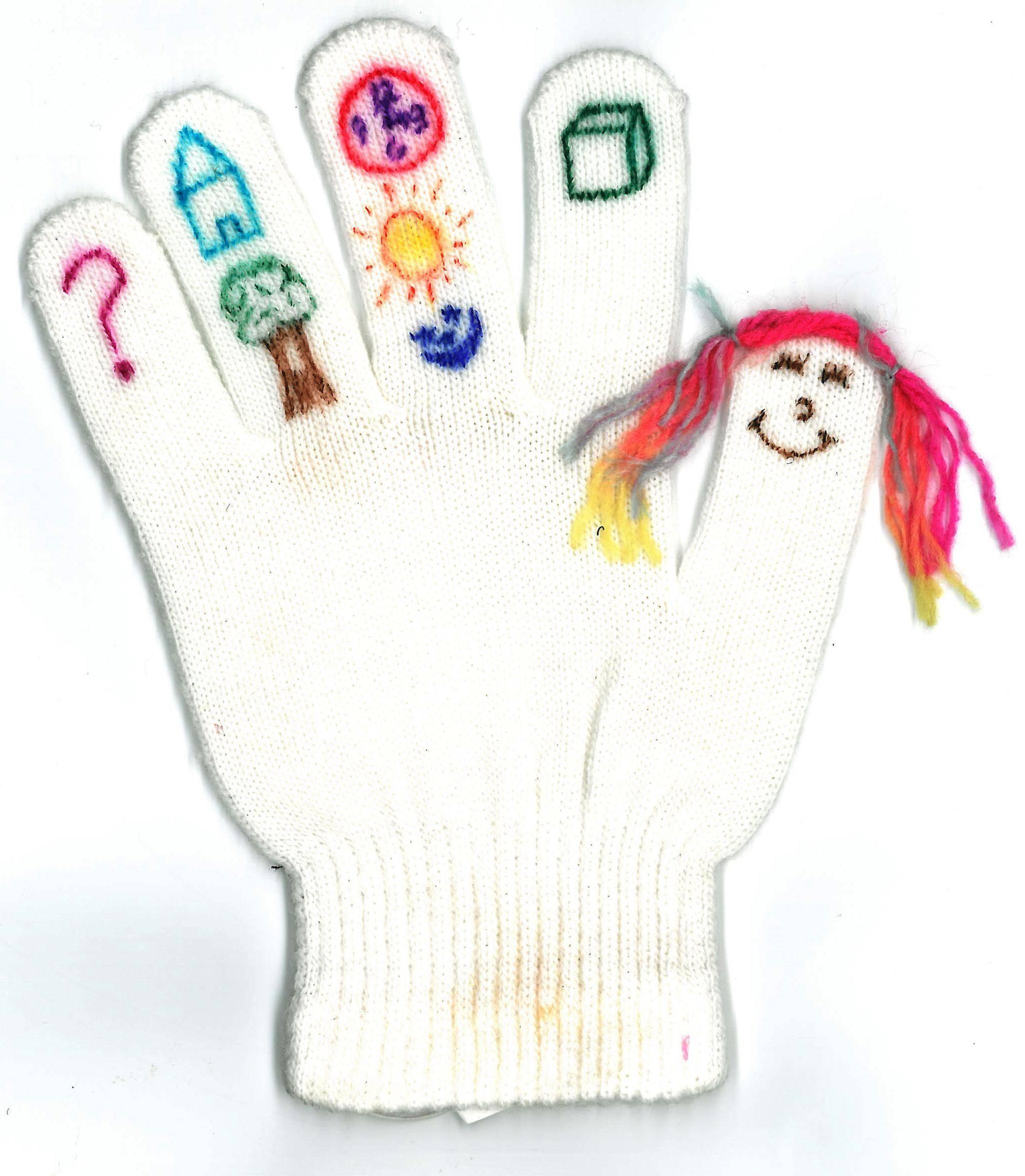 Retelling Glove Grades K-2