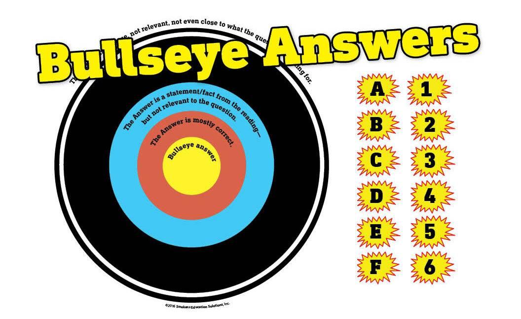 Bullseye Answers