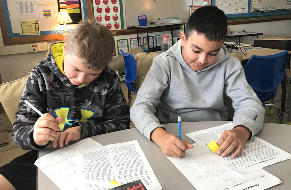 Jodie Pulciani Classroom: Urban Legends - Writing About Their Reading