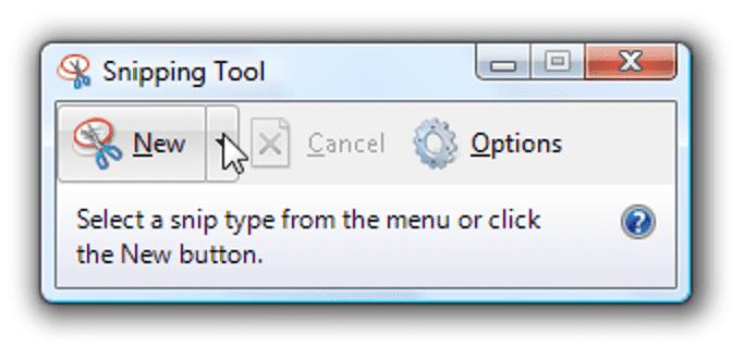 SNIP tool PC