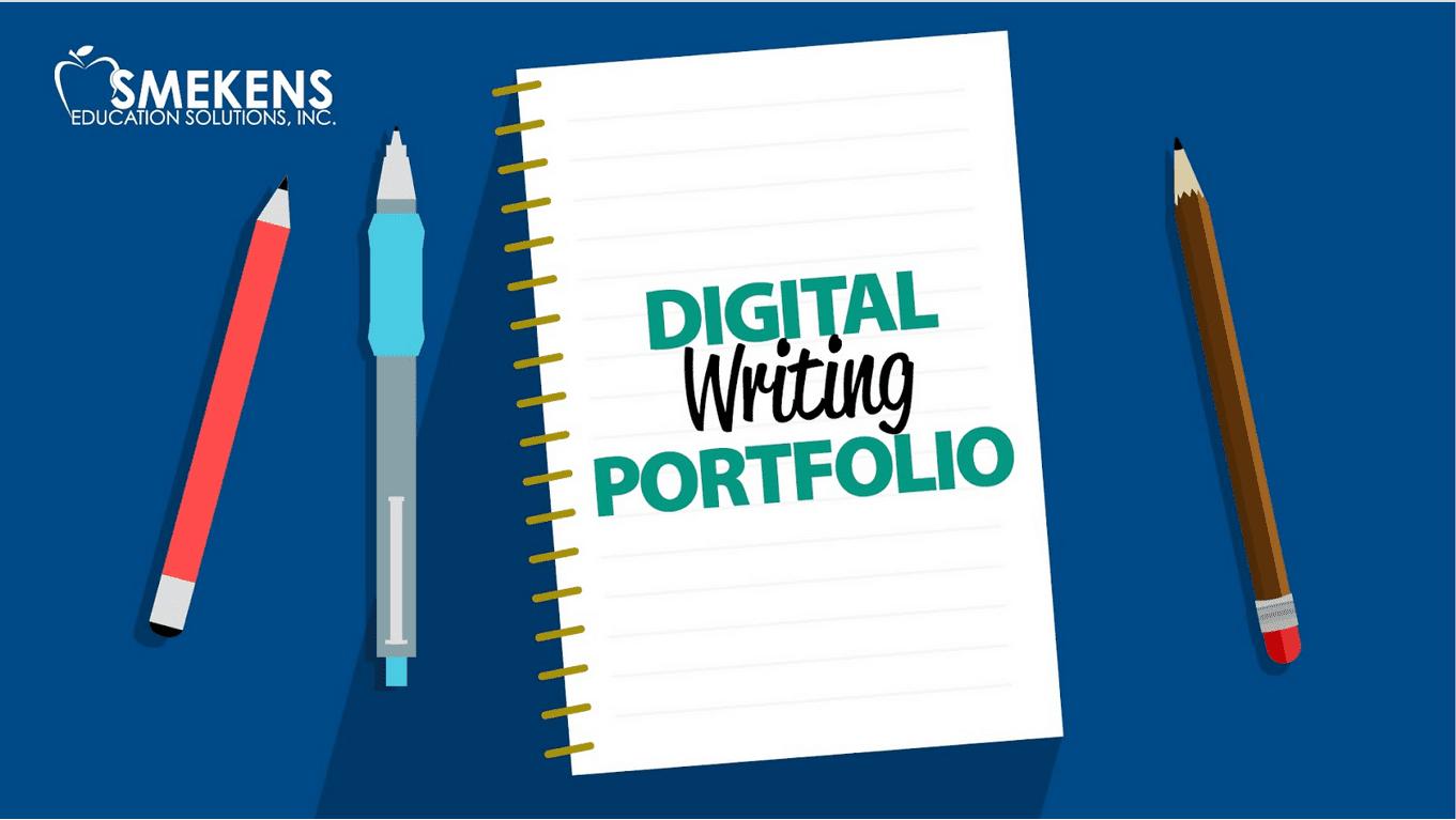 Digital Writing Portfolio Template