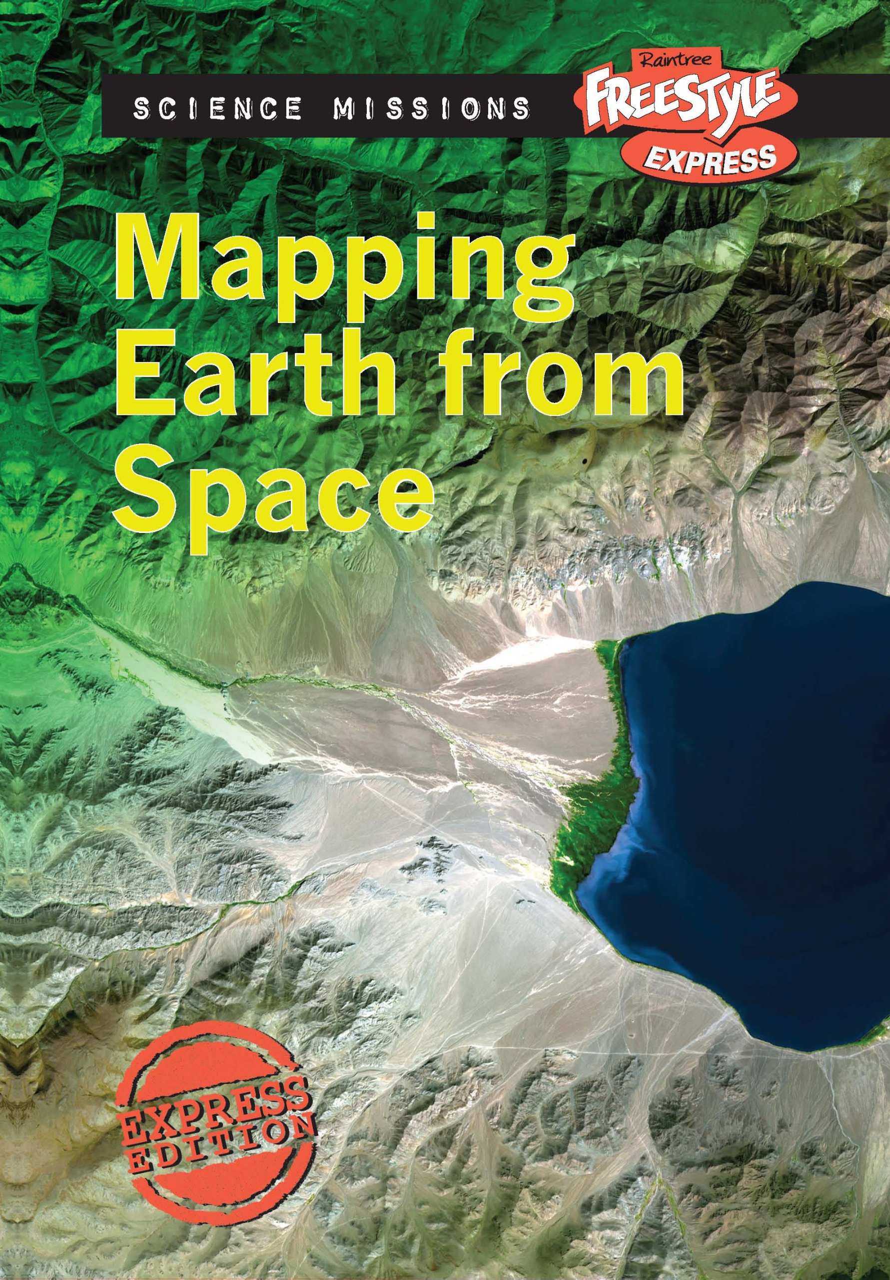 Science Missions: Mapping Earth from Space
